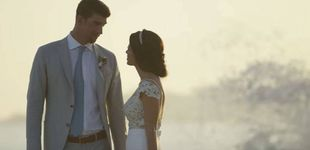 Post de Michael Phelps comparte el vídeo de su boda