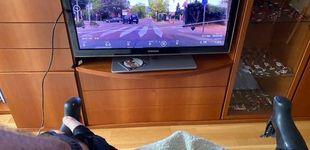 Post de Cómo logro subir en bicicleta el puerto de la Morcuera esquivando las multas