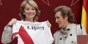 Teresa Rivero se ofreció a Esperanza Aguirre tras el 'tamayazo' para ir en las listas del PP