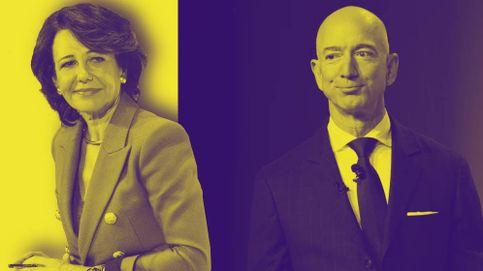 Dos 'favoritos' de Ana Botín a la espera de fichar a Bezos