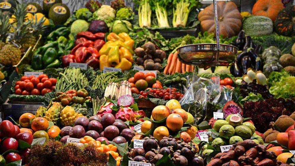 Foto: Las frutas y las verduras son esenciales para mantener una dieta equilibrada (Unsplash)