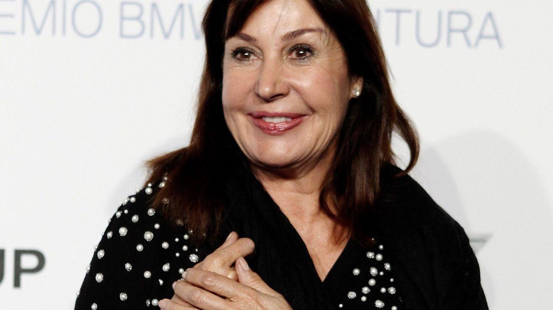 Carmen Martínez-Bordiu, en el Teatro Real de Madrid. (EFE)