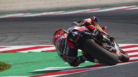 Recital de Márquez: demuestra por qué mira a Rossi por el retrovisor