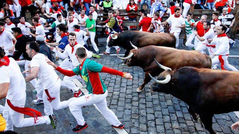 ¿Correrías el encierro? (Foto: Sanfermin.com)