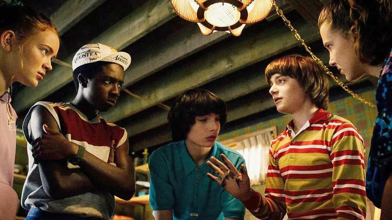 Imagen de la temporada 3 de 'Stranger Things'. (Netflix)