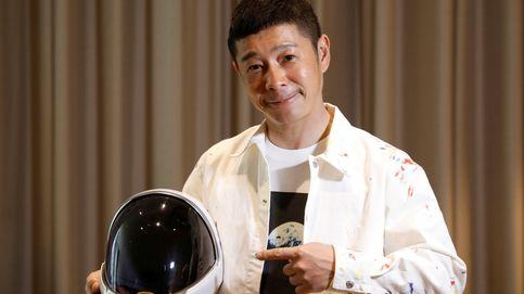 ¿Quieres ir a la Luna? Un multimillonario japonés invita a 8 personas al viaje