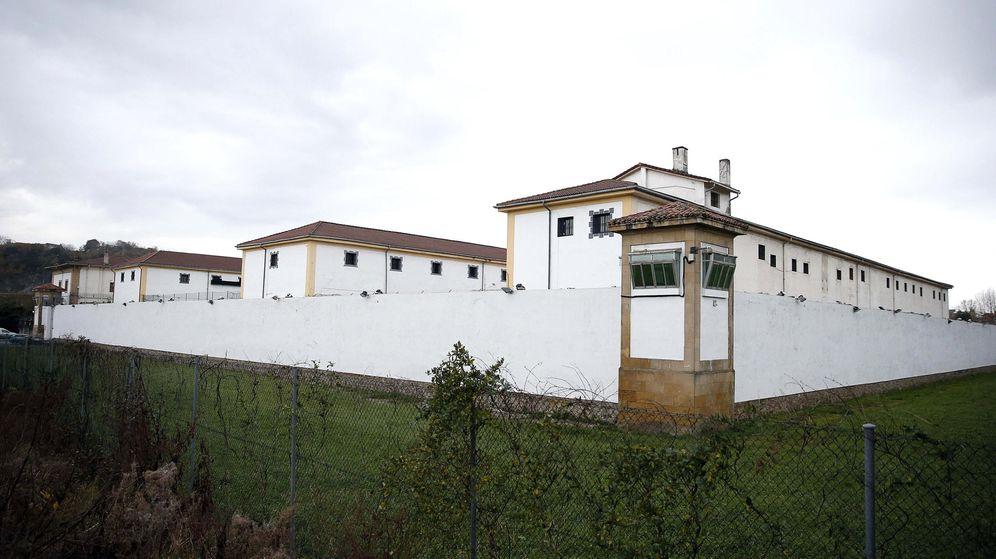 Foto: Vista de la prisión de Martutene, en San Sebastián. (EFE)