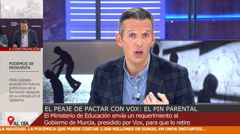 Joaquín Prat, a la ministra Celaá: A mis hijos los cuido y los mantengo yo