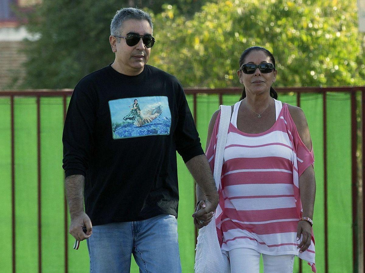 Foto:  Isabel y Agustín Pantoja en una imagen de archivo. (EFE)