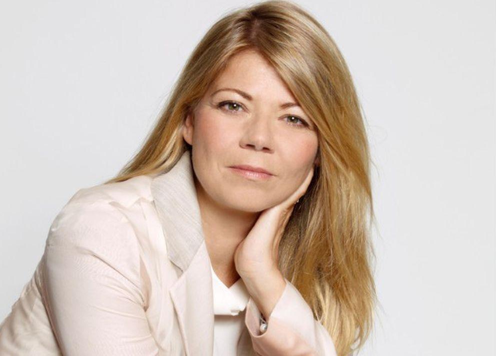 Virginie Morgon, CEO de Eurazeo.