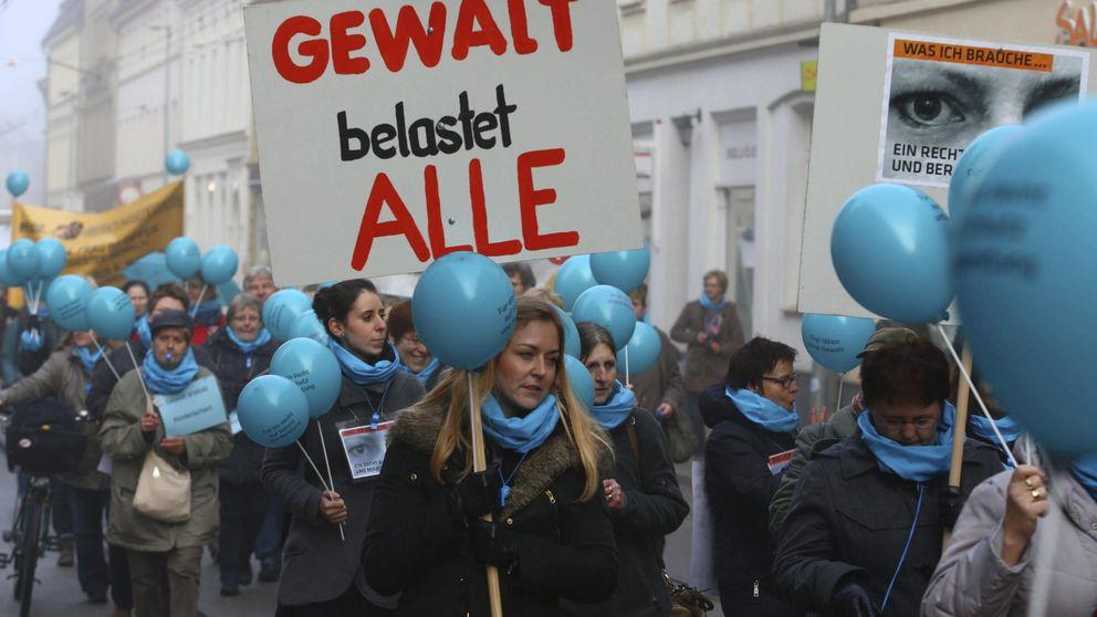 Más víctimas que en España pero silencio en los medios: Alemania y la violencia machista