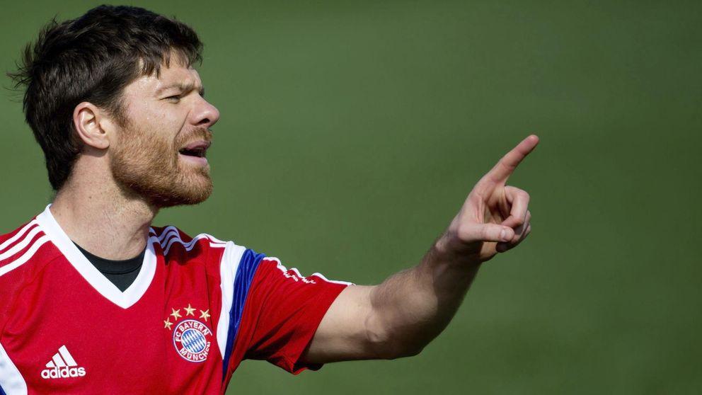 Xabi Alonso: Venir al Bayern ha sido un gran paso en mi carrera