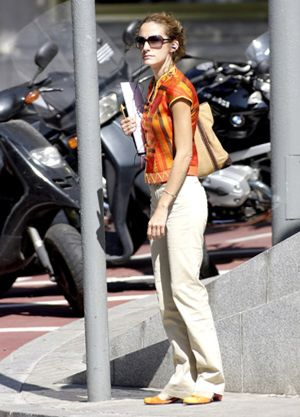 Telma Ortiz se muda a la zona alta de Barcelona