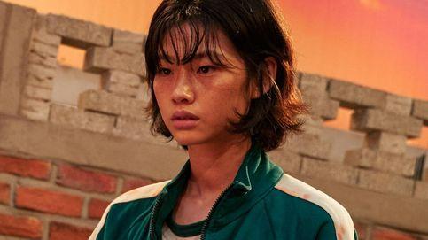 Recrear el maquillaje de 'El juego del calamar' (Netflix) se hace viral en TikTok