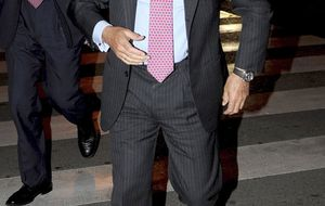 José María Aznar Jr. se viste para su boda por 1.500 euros