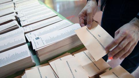 Elecciones Madrid, en directo | Ayuso, Bal, Iglesias y Monasterio votan entre largas colas