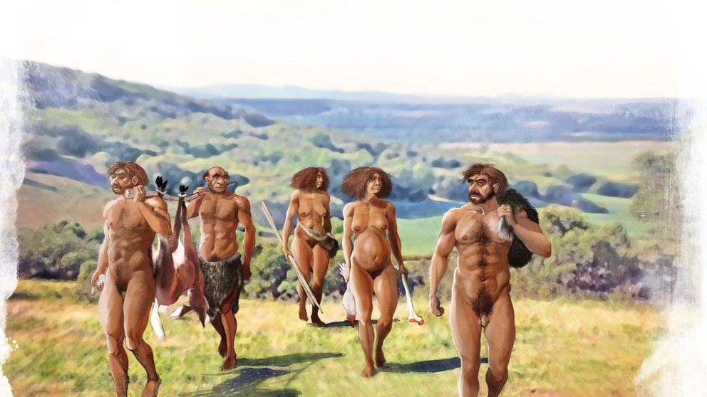 El ADN revela el origen neandertal del hombre de Atapuerca