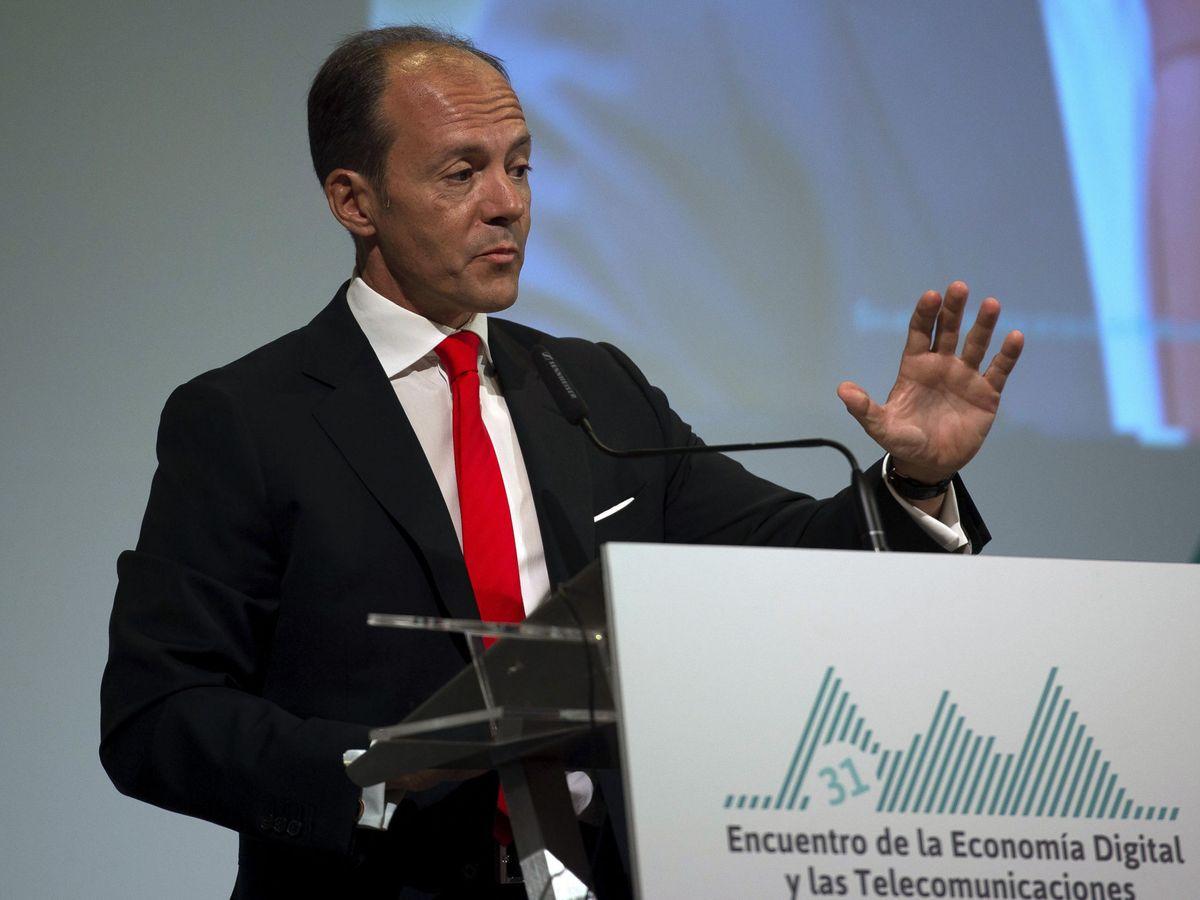Foto: El CEO de Santander España. (EFE)