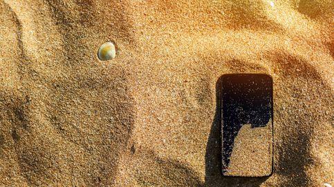 Agua, calor, arena... Cómo lograr que tus 'gadgets' sobrevivan al verano
