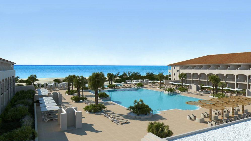 Foto: El hotel Iberostar Playa de Andalucía