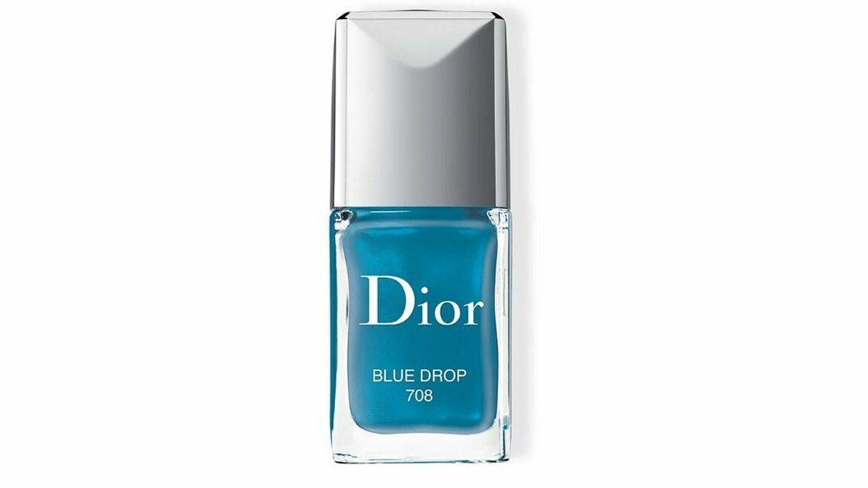 Dior Vernish, en concreto el color Blue Drop.