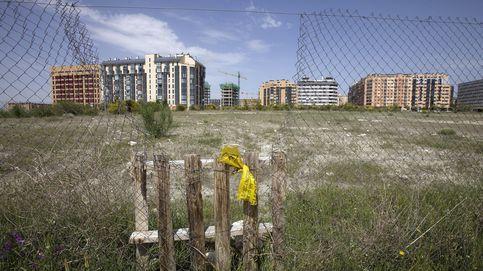El precio del suelo urbano sube un 5,2% en el último año