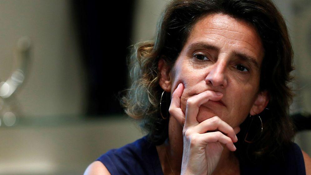 Foto: La ministra para la para la Transición Ecológica, Teresa Ribera. EFE)