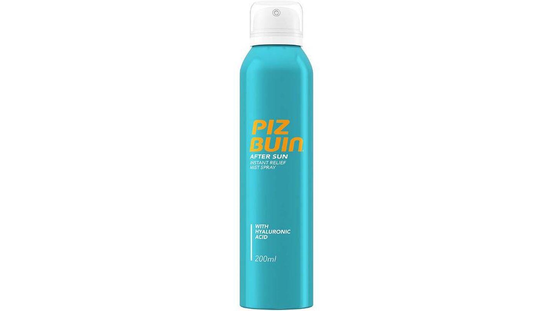 After Sun Instant Relief Mist Spray, de Pizbuin.