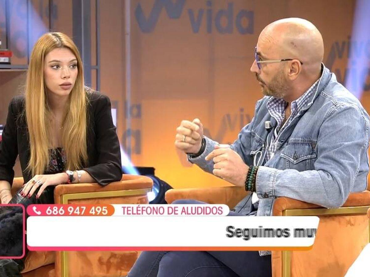 Foto: Alejandra Rubio y Arrabal. (Telecinco).