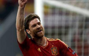 Xabi Alonso anuncia de manera oficial su adiós a la Selección