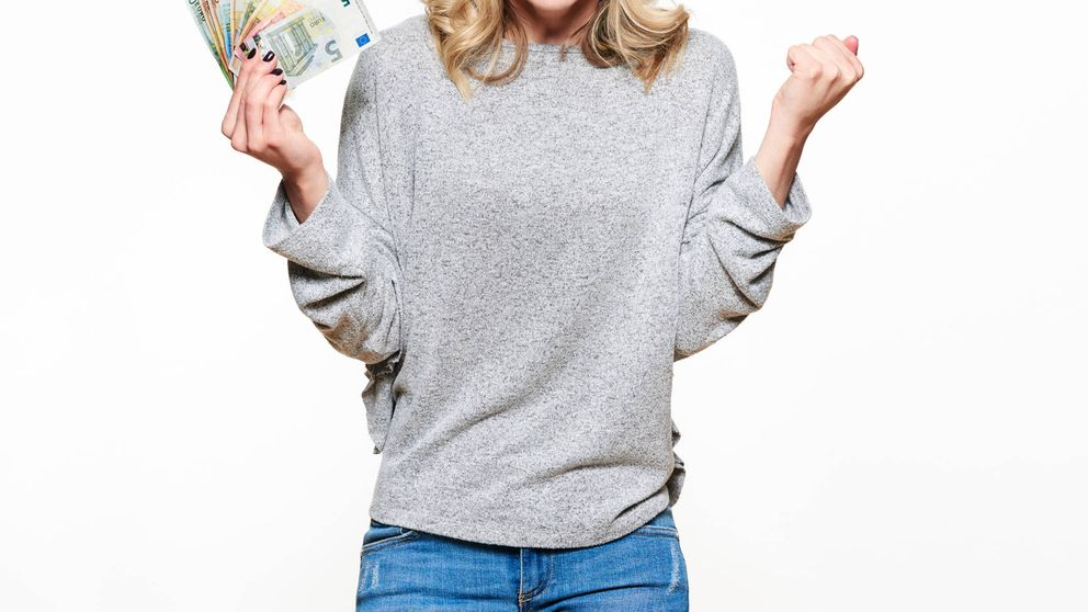 Ganó 3 millones a la lotería y pagó operaciones de pecho para toda la familia