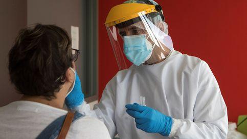 Récord de contagios en Canarias y aumentan los positivos en residencias