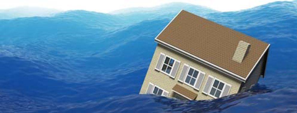 Foto: De las hipotecas 'subprime' a las 'underwater' o cuando tu piso vale menos de lo que debes al banco