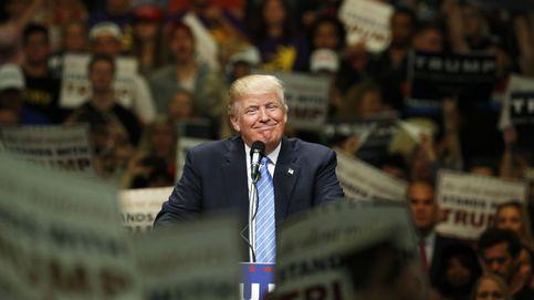 Trump consigue los delegados... y aventaja a Clinton en las encuestas