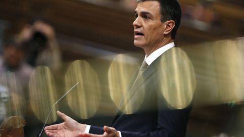 Sánchez pide a Rajoy que dimita, hace guiños al PNV y ofrece diálogo a Torra