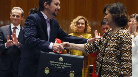 Iglesias y Montero: el poder amansa, pero también amuerma