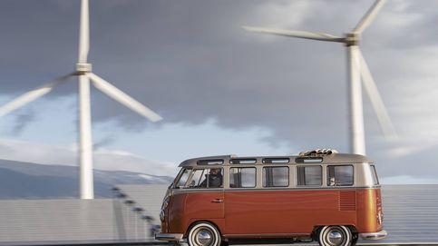 Por qué la Volkswagen e-Bulli es la furgoneta eléctrica de los hippies