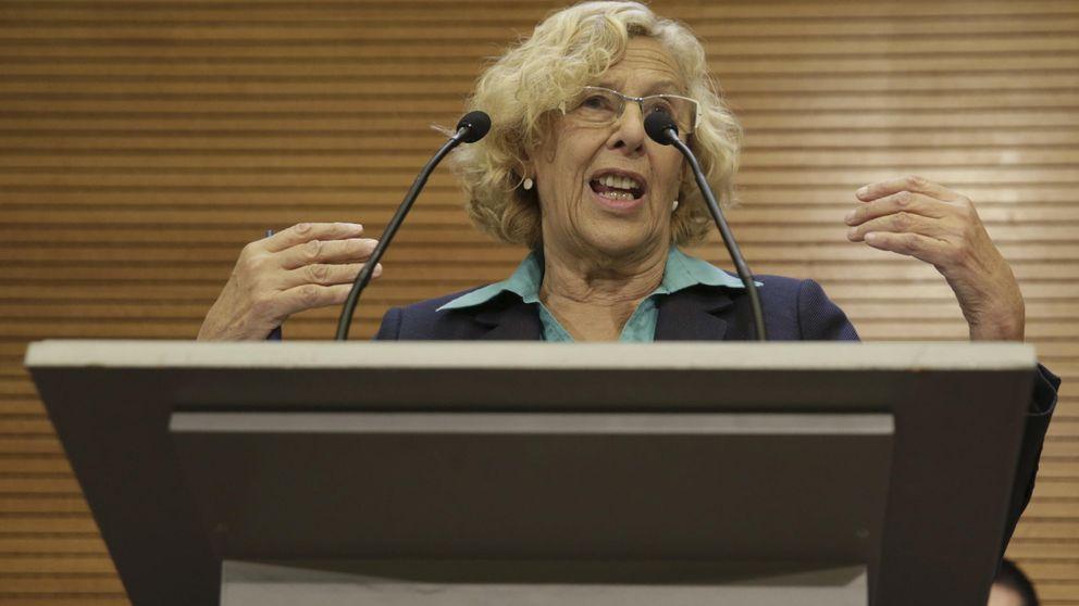 Manuela Carmena no renovará los contratos con Fitch y Standard & Poor's