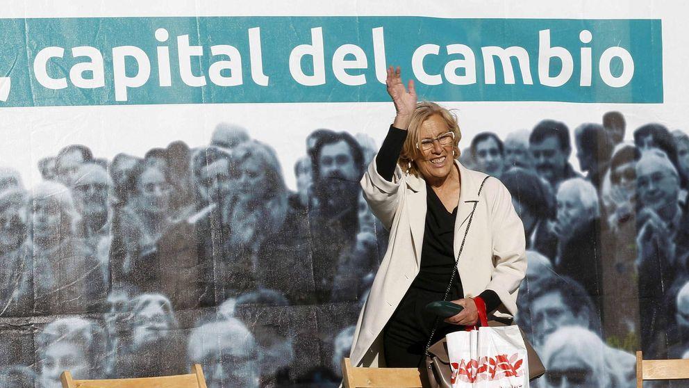 Carmena se ve alcaldesa: Aguirre tiene una pataleta de niña caprichosa