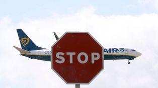 Volar con Ryanair, un ejemplo de por qué se pierde en bolsa