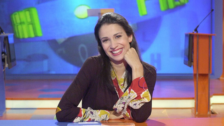 Silvia Jato, en 'Pasapalabra'. (Atresmedia)