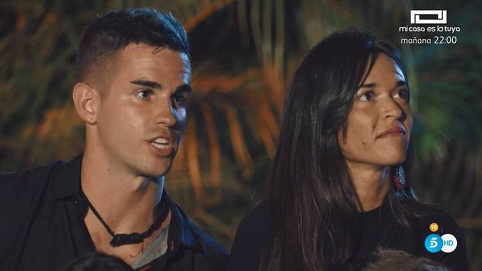 Fiama saca las uñas contra Melani, ex de Álex  en 'La isla de las tentaciones'