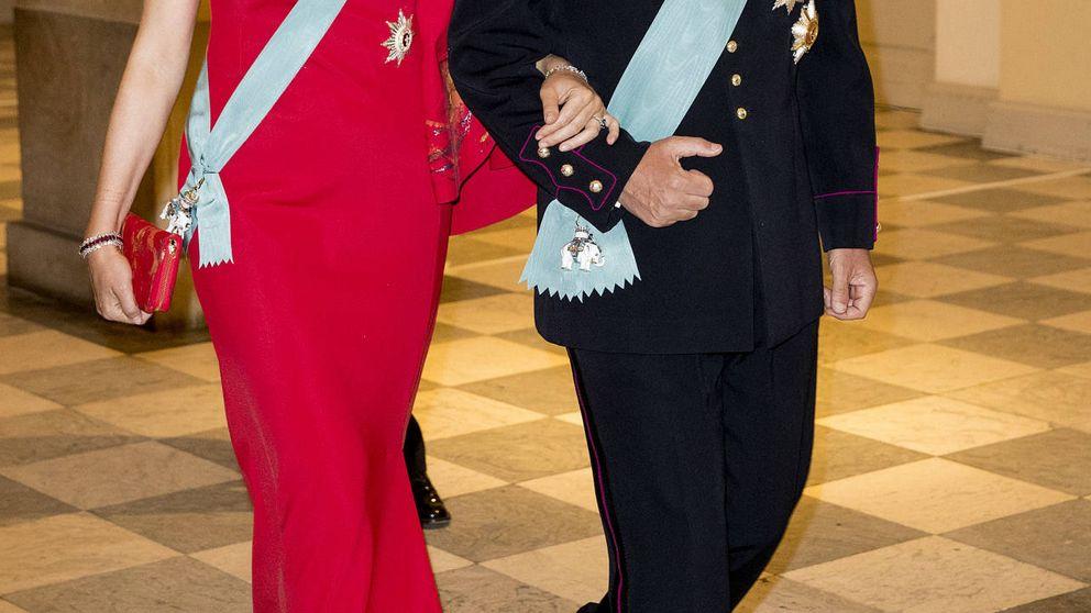 Las mejor y peor vestidas en la fiesta de cumpleaños de Federico de Dinamarca