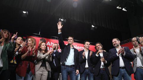 Sánchez defiende su respuesta en Cataluña frente a la lucha de aspavientos de PP y Cs