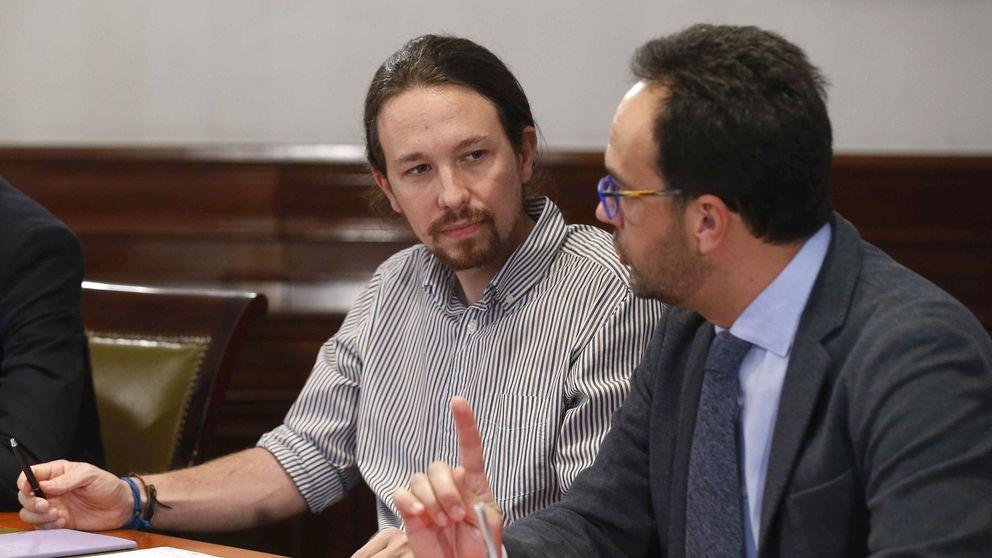 Podemos buscará una negociación bilateral con el PSOE si C's se levanta de la mesa