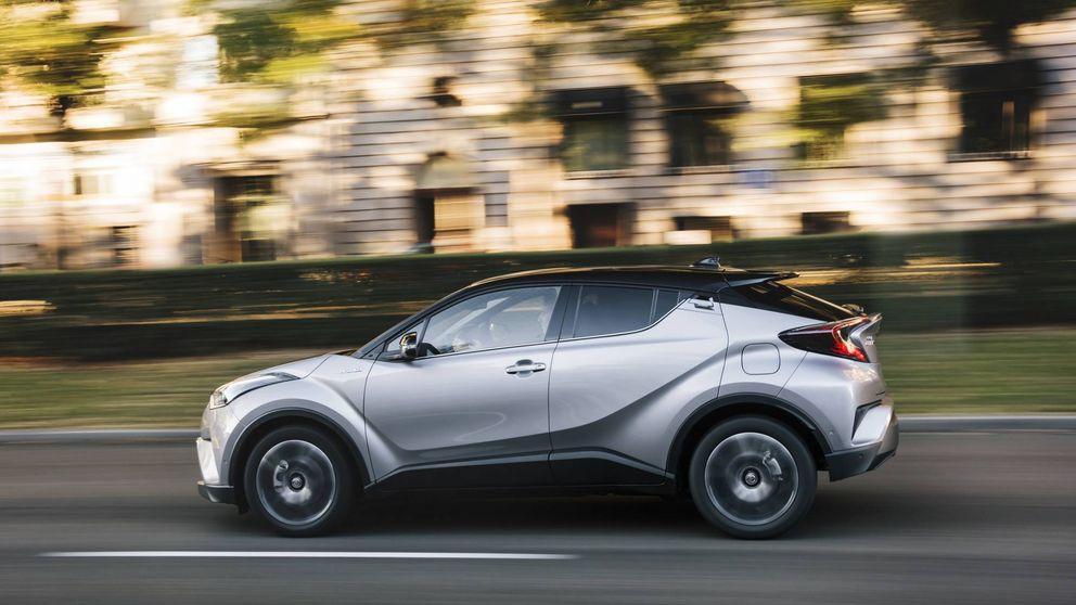 Toyota C-HR, un todocamino espectacular e híbrido
