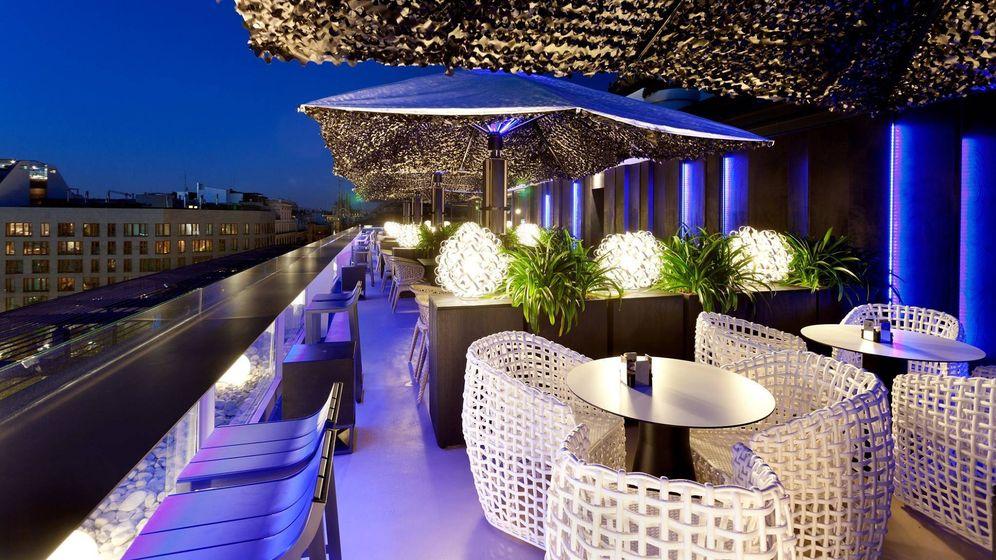Foto: Hotel Condes, en Barcelona.