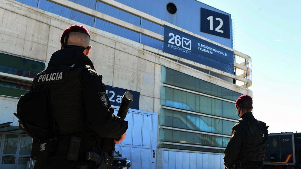 Foto: A juicio un policía nacional por tratar de matar a su expareja en presencia de su hijo. (Efe)