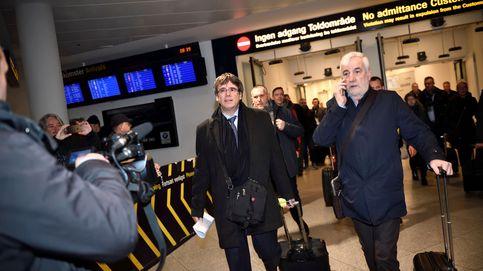 Puigdemont vuelve a desafiar al Gobierno... ahora desde Dinamarca