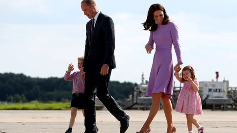 Guillermo y Kate, nueva escapada 'secreta' con sus tres hijos